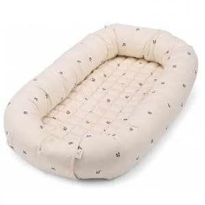 konges slojd baby nest cherry