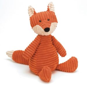 Jellycat knuffel corduroy fox medium