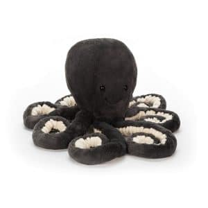 jellycat knuffel octopus inky medium