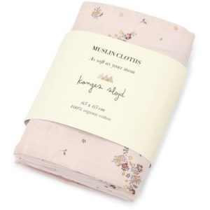 Konges slojd swaddle nostalgie blush