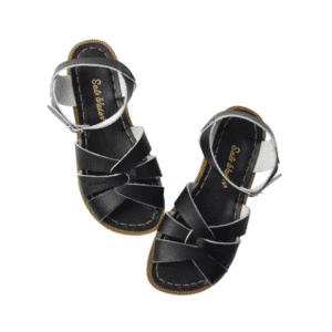 salt water sandals black original adult