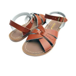 salt water sandals original tan adult