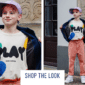 shop the look kind zo blij boys outfit